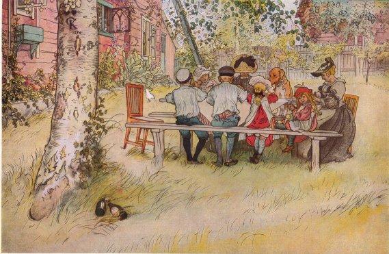 Larsson picnic