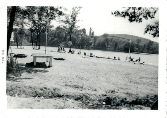 Freddy's Beach 1957